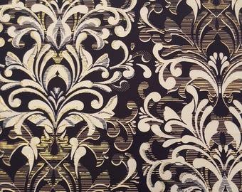 viscose lycra jersey fabric printed 25 x 150 cm