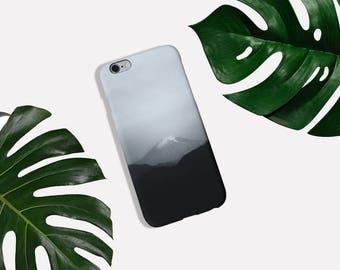 Mount Fuji Minimal Phone Case