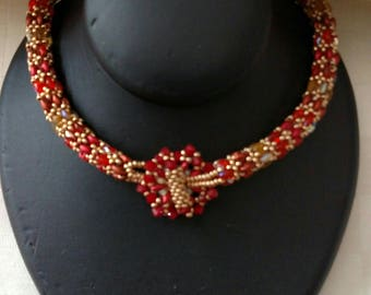 """Daydreamer Necklace-""""Welcome Fall"""""""