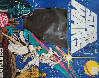 1977 Vintage Star Wars Darth Vader Children's Costume