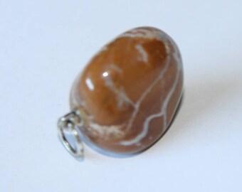 Stone pendant, 18 * 24 mm stone