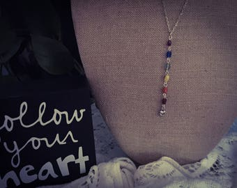 Handcrafted and designed to be inspired to follow your heart!
