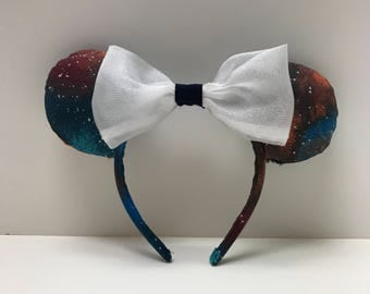 Space Mountain Inspired Mickey Ears