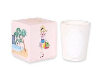 Ladurée - Limited Edition - Singapore candle