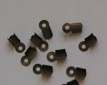 Package includes 50 clamping 8.5x4mm tips