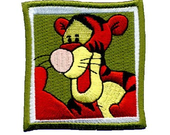 coat portrait friend Tigger from Winnie the Pooh