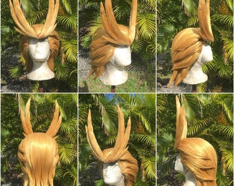 All Might Wig - Boku no Hero Academia