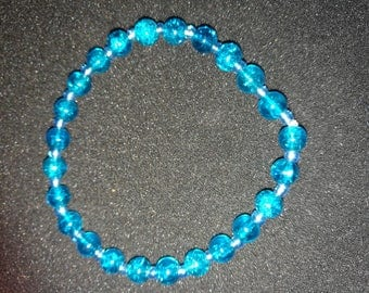 217. Stretchy Beaded Bracelet
