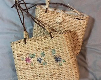 Woven Handbags