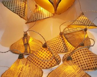 Vintage-style light string