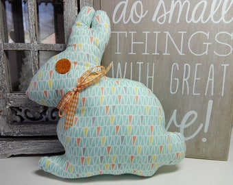 Blanket child for room decoration textile Bunny / Easter decor