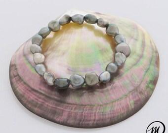 Keshis bracelet, pearls, MPT4168