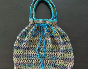 To carry all cotton multicolored