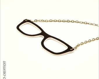 "Necklace ""Classic"" (large) glasses"