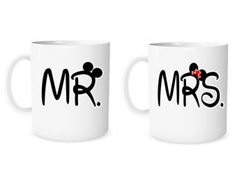 Custom Mug Personalized Mug  Mr Mrs Mug  Custom Mug Coffee Mug Mr & Mrs  Mug Personalized Gift Mug Anniversary Mug Wedding Mug Couple Gift