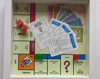 Monopoly Game Frame