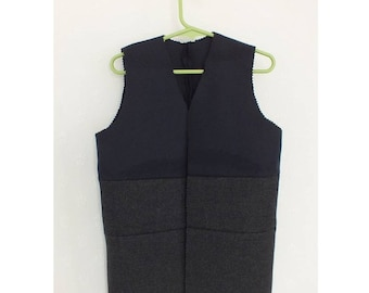 Little wool vest