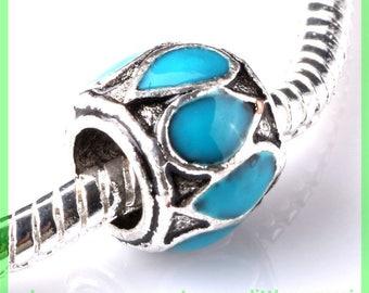 N222 European spacer bead for bracelet charms