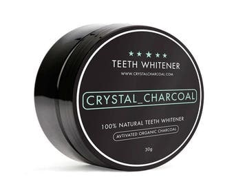 Teeth Whitening 100% Organic Activated Charcoal Carbon - Organic Powder coco aus