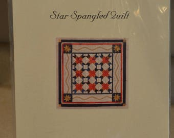 American Quilt Collection ~ Star Spangled Quilt