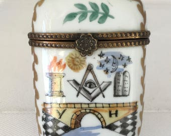 Masonic Continental Etui.