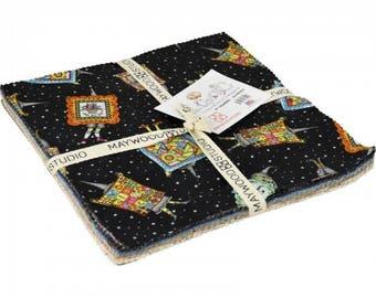 """Salem Quilt Show 10"""" squares"""