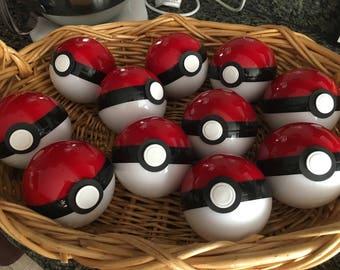 Pokemon Pokeball Party Favors