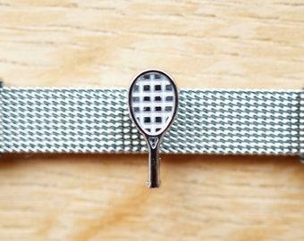 bead width tennis racket bracelet