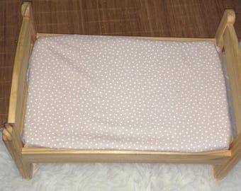 "Cloth cover 90 x 140 cm ""Florencia"" bed evolutionary ptibidi"