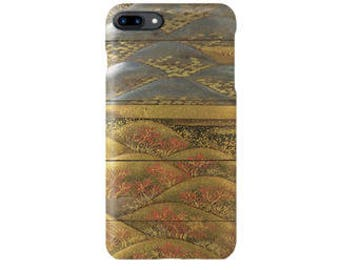 "iPhone case ""Autumn Mountain Makie Inrou""  iPhone5/5s/SE/6/6s/6Plus/6sPlus/7/7Plus/8/8Plus/X"