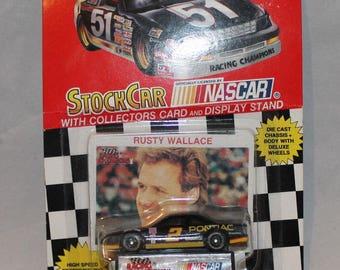 Rare in the box 1993 #2 Rusty Wallace Pontiac Grand Prix
