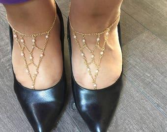 Handmade Slave Anklets