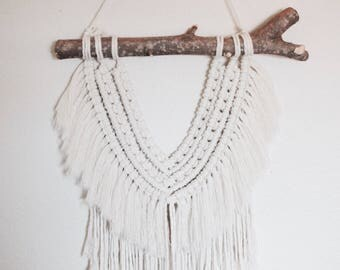 Macrame Wall Hanging/ Home decor