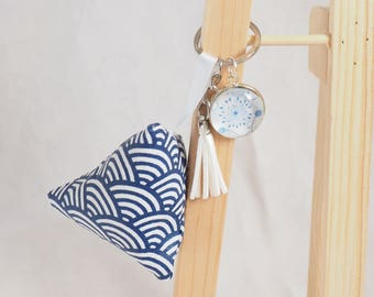 Japanese fabric key