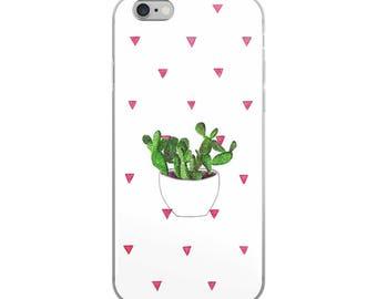 Cactus iPhone X 8 7 6s 6 Plus Case, Unique best selling item, Valentine's gift for girlfriend, iPhone X Case, iPhone 8 Case, iPhone 7 Case