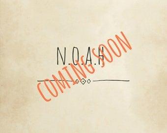 N.O.A.H Dribble Bibs- Coming soon