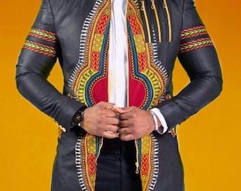 Dashiki etsy for Mens dress shirts black friday