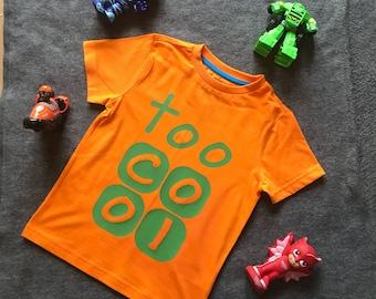 Kids 'Too Cool' Tee