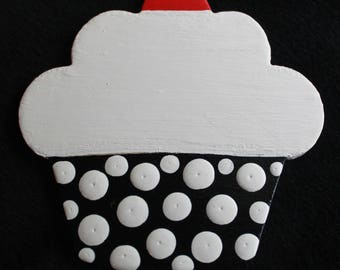 Cupcakes, Birthday Cakes and Apple Magnets For Refrigerators, Lockers and Offices