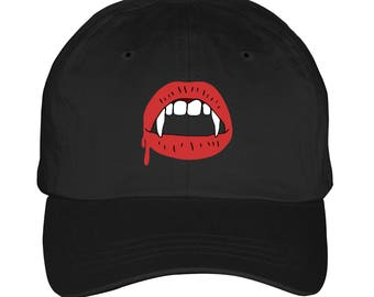 Vampire Lips Hat