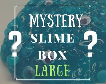 Large Mystery Slime Box