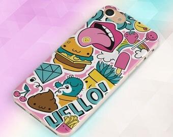 Colorful lollipop iPhone 7 Case, Lollipop iPhone 7 Plus Case, iPhone 6S Case, iPhone SE Case, iPhone Cover, Colorful case, iPhone Case