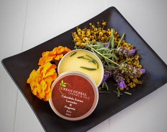 Calendula Extract with Lavender & Fragonia Body Balm