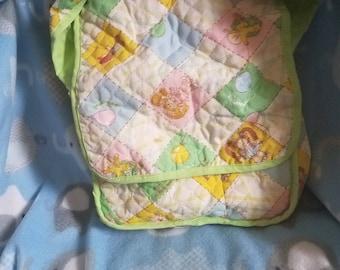 Vintage * Cabbage * Patch * Kid * Diaper* Bag * purse *