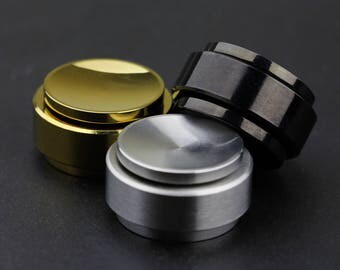 Kit - 608 to r188 bearing adapter, and micro fidget spinner