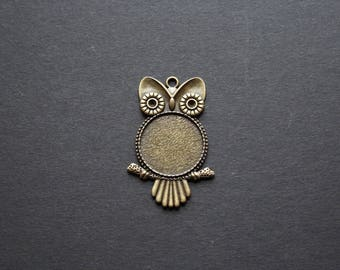 Original OWL 25 mm bezel bronze