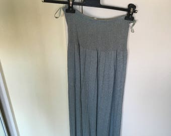Grey MIssoni skirt