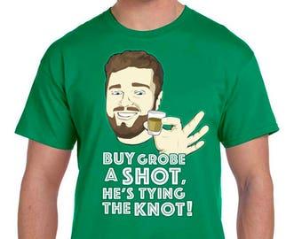 Custom Bachelor Party T-Shirts