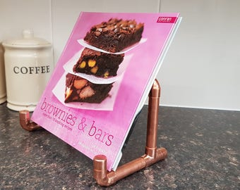 Recipe/cookery book holder