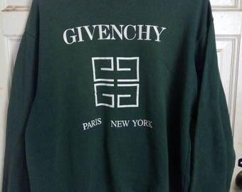 Vintage 90s Givenchy big logo